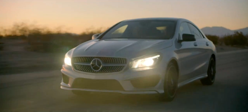 The Mercedes-Benz CLA - salvation, priced under $30k
