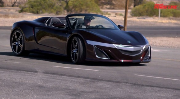 Video: Acura Stars In The Upcoming Movie, 'The Avengers'