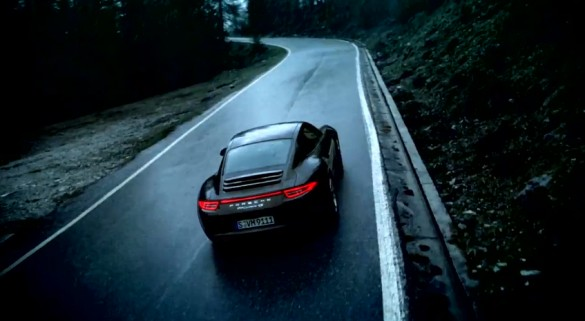 Porsche Details The Making Of Its 2013 911 Carrera 4 Spots: Video