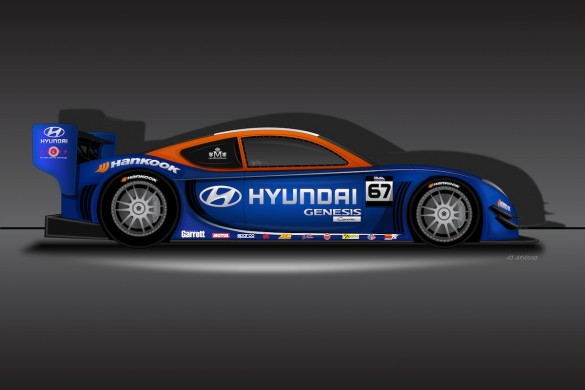 Hyundai Reunites With Rhys Millen Racing