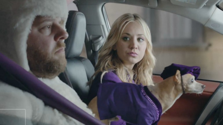 Toyota's Super Bowl Ad Spot Goes… Weird: Video