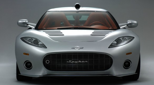 Spyker Slaps GM With $3 Billion Lawsuit Over Saab