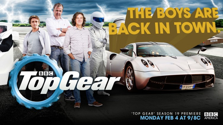 Top Gear Season 19 Starts Monday In The U.S.: Video