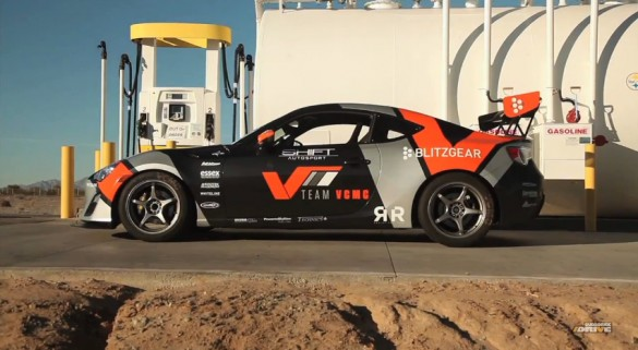 Matt Farah Drives A 350 Horsepower Scion FR-S: Video