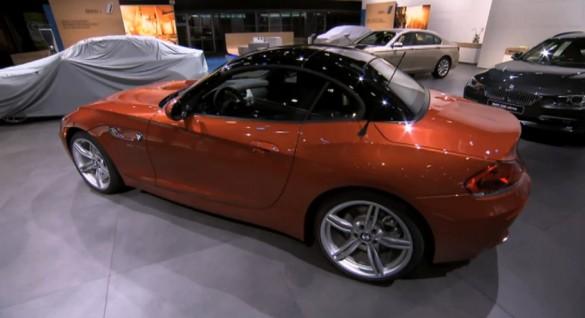Pre-Show Tour Of BMW's Detroit Auto Show Booth: Video