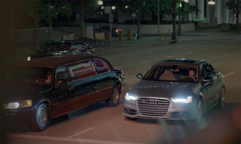 Audis Super Bowl XLVII Commercial Accentuates Bravery At Senior - Audi superbowl commercial