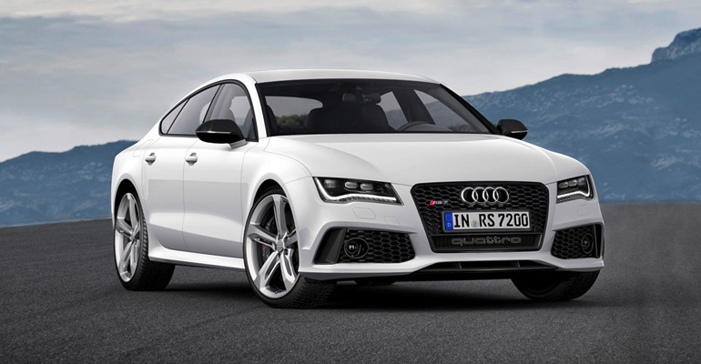 2014 Audi RS7 Sportback Debuts in Detroit with 560 Horsepower & 189 MPH Top Speed