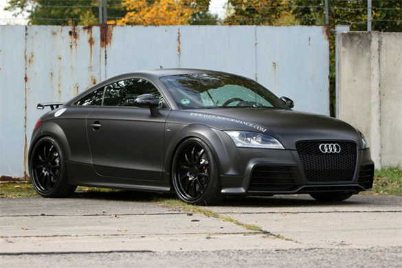 The TT That Could: AVUS Tuned Audi TT-RS Good for 460hp & 194mph