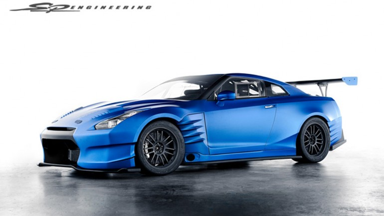 A Preview of BenSopra Nissan GT-R In 'Fast and the Furious 6' Movie w/Video