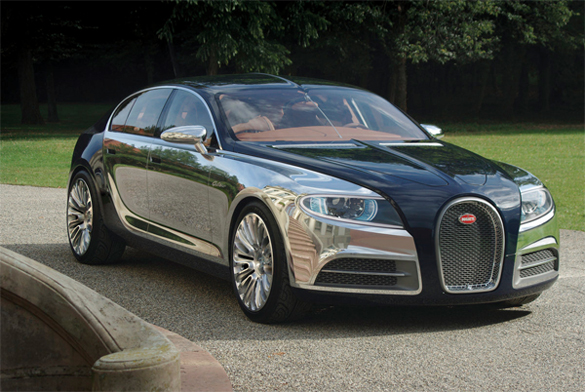Private Unveiling in Molsheim Reveals New Bugatti Galibier