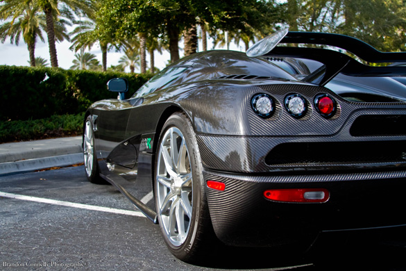 AutomotiveAddicts.com Photographer Visits Exotics Car Gallery
