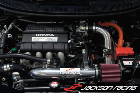 Jackson Racing Debuts Honda CR-Z Supercharger Kit