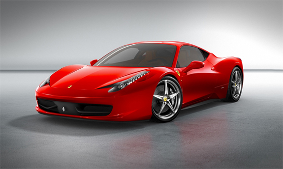 Ferrari Officially Announces the 458 Italia