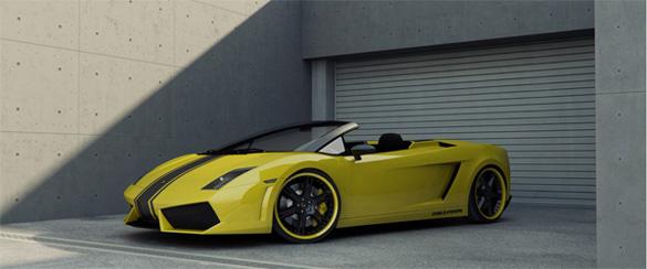 Lamborghini LP 620 YarroW by Wheelsandmore