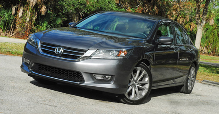 2013 Honda Accord Sport Review & Test Drive