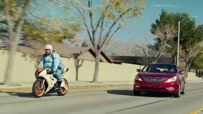 "Hyundai Commercials Get ""Stuck"" and ""Excited"" for Super Bowl XLVII: Videos"