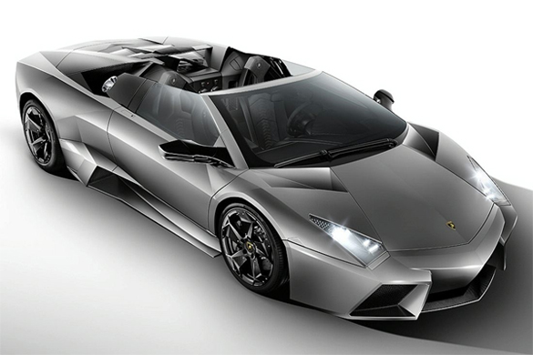 Lamborghini Reventon Roadster Images Revealed
