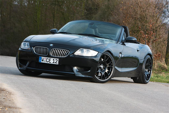 550hp V-10 Powered Manhart BMW Z4 Revealed