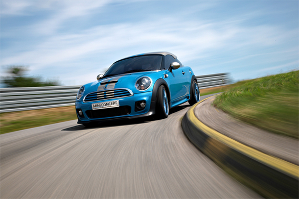 MINI Coupe Concept Confirmed for Production
