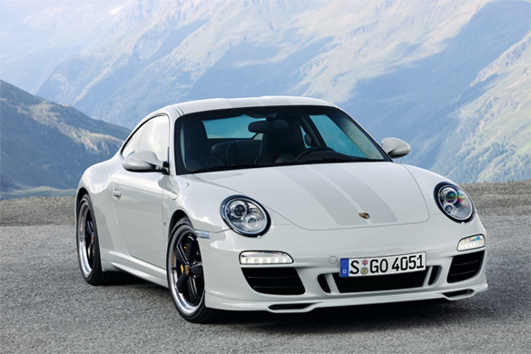 Frankfurt Motor Show Preview: Porsche 911 Sport Classic