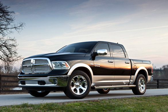 Ram 1500 Named 2013 North American Truck/Utility of the Year
