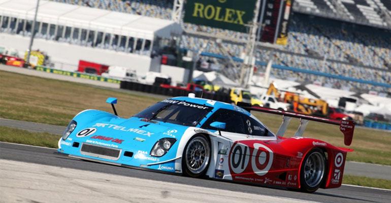 BMW-Riley of Ganassi Racing & WeatherTech Audi R8 Win Rolex 24 at Daytona