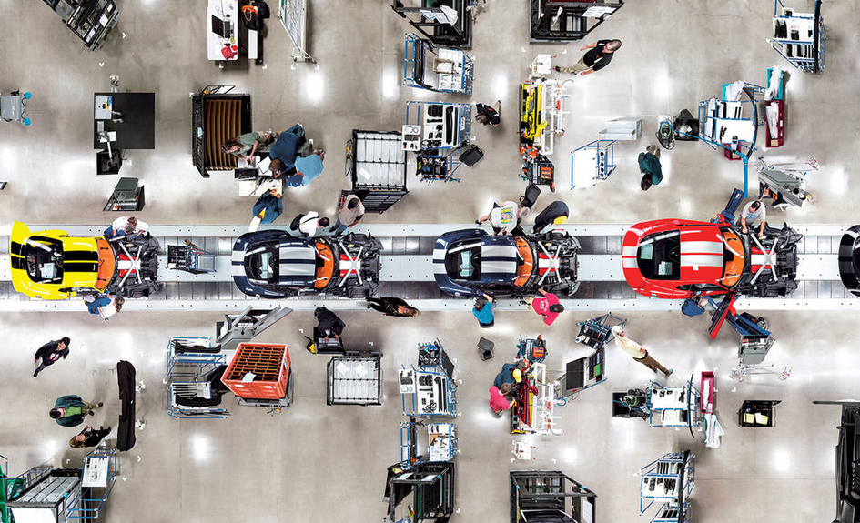 Chrysler's Conner Avenue Assembly Plant – Where the Viper Gets Its Vroom: Images & Video