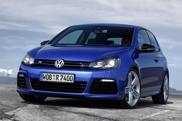VW Golf R20/GTI-R is Coming to America