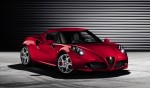 The 2014 Alfa Romeo 4C, in production form - image: Alfa Romeo