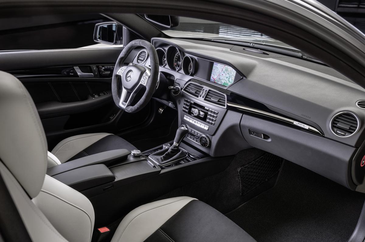 2014 Mercedes-Benz C63 AMG Edition 507 - image: Mercedes-Benz