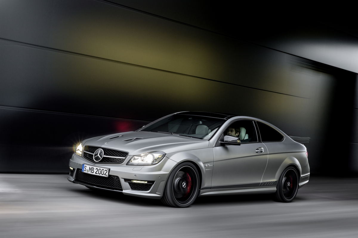 100 hot cars 2014 mercedes benz c63 amg edition 507 for 2013 mercedes benz c63 amg