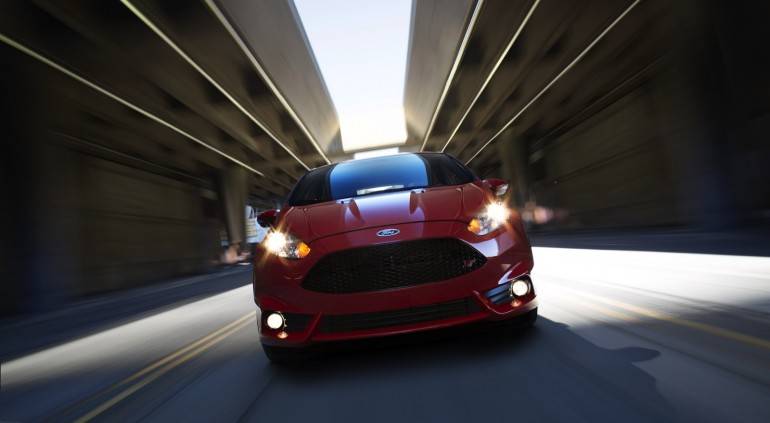 2014 Ford Fiesta ST - image: Ford Motor Company