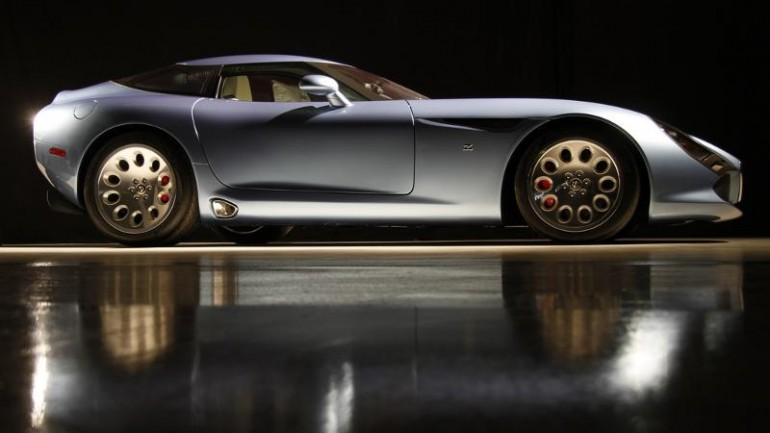 Zagato-Bodied, Viper-Based Alfa Romeo To Appear At Amelia Island