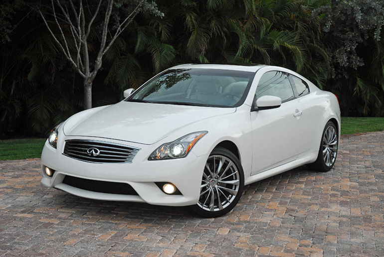 Infiniti G37S 0 60 >> 2013 Infiniti G37S Coupe Review & Test Drive