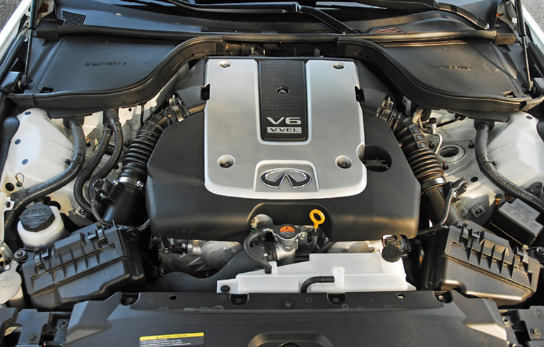 2013 Infiniti G37S Engine Done Small
