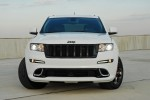 2013 Jeep Grand Cherokee SRT8 Alpine Beauty Headon Done Small