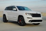 2013 Jeep Grand Cherokee SRT8 Alpine Beauty Left Side Wide Done Small