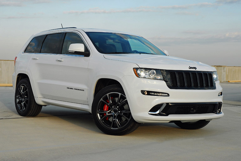 2013 jeep grand cherokee srt8 alpine beauty left side wide done small. Black Bedroom Furniture Sets. Home Design Ideas