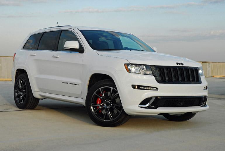 2013 jeep grand cherokee srt8 review test drive. Black Bedroom Furniture Sets. Home Design Ideas