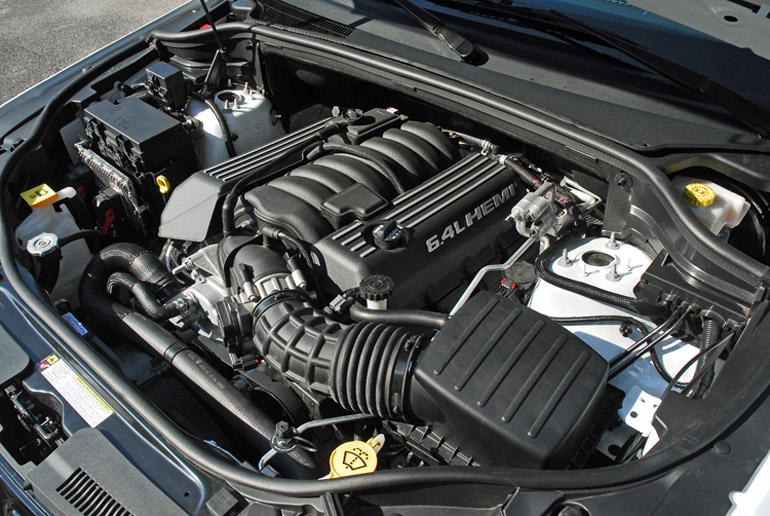 2013 Jeep Grand Cherokee SRT8 Alpine Engine Done Small