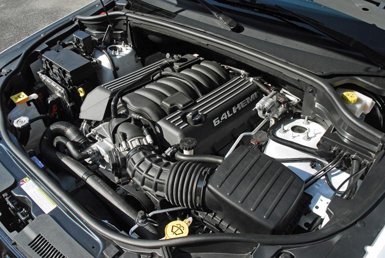 2013 Jeep Grand Cherokee SRT8 Alpine Engine Done Small