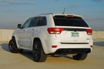 2013 Jeep Grand Cherokee SRT8 Alpine Rear Beauty Done Small