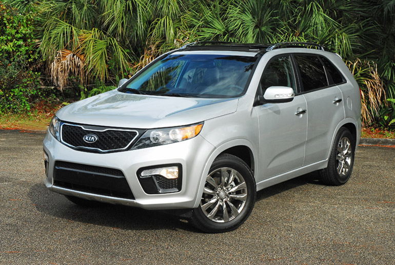 reviews kia bumper other sorento main v review sx gallery picture