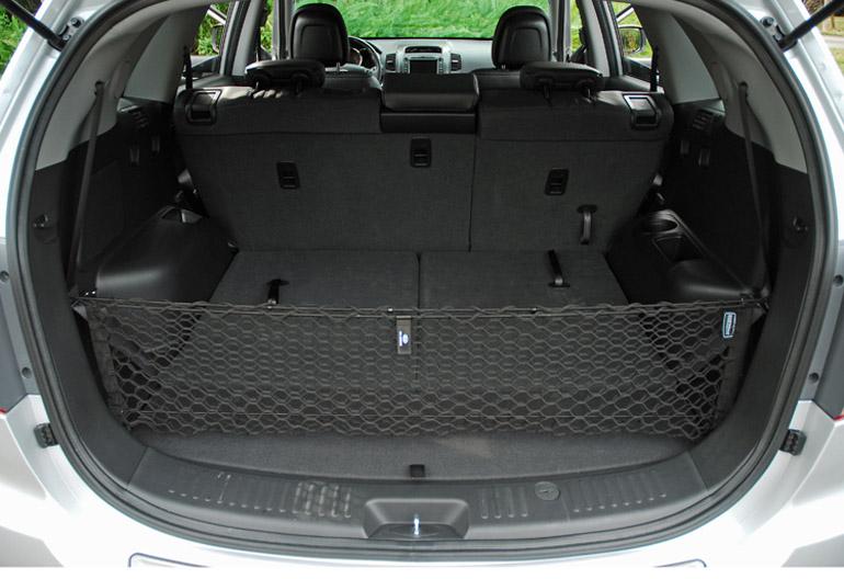 2013 Kia Sorento SX FWD Review & Test Drive
