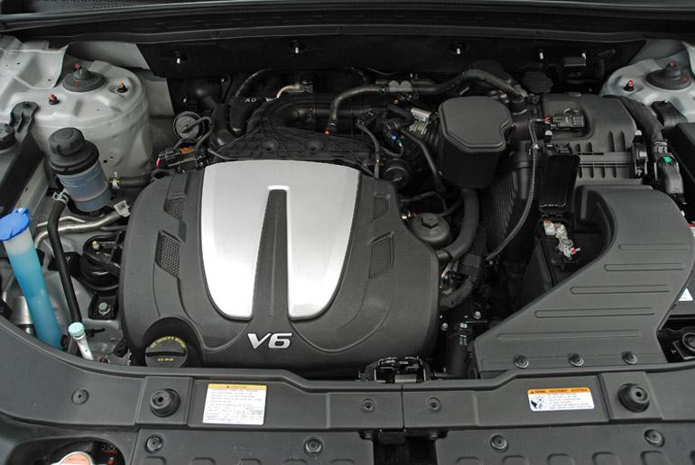 2013 Kia Sorento SX Engine Done Small