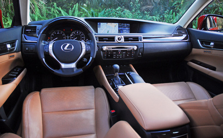 2013 Lexus Gs350 Sedan Dashboard Done Small