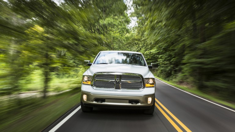 Good News For Pickup Buyers: 2014 Ram 1500 Getting Small Turbodiesel