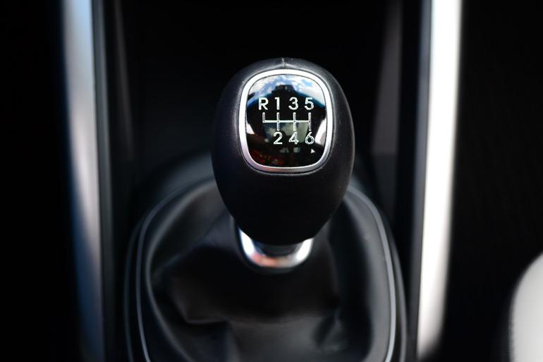 List of 6 speed manual cars