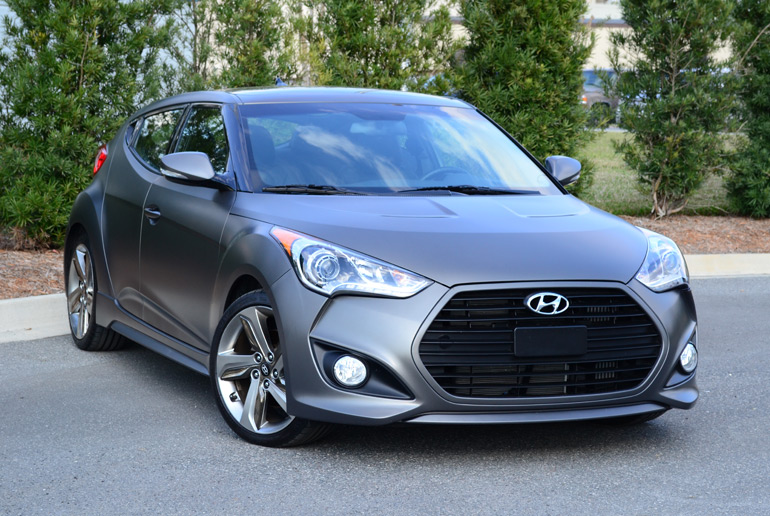 2013 hyundai veloster turbo 6 speed manual review test drive. Black Bedroom Furniture Sets. Home Design Ideas
