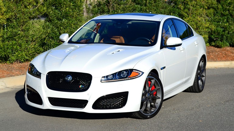 2013 Jaguar XFR Review & Test Drive
